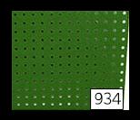 [펠트대장]타공 펠트지 원단 934(풀색)