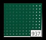 [펠트대장]타공 펠트지 원단 937(초록)
